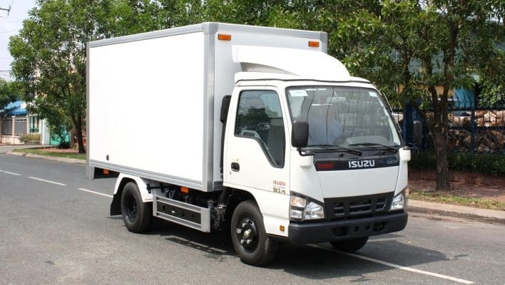 xe tải cho thuê của Công ty Taxi Tải Giá Rẻ 24H
