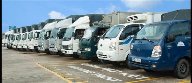 Dịch vụ cho thuê xe taxi tải chuyển nhà