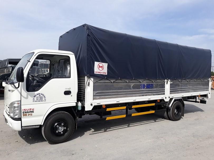 Bảng giá cho thuê xe tải 2 tấn thùng dài
