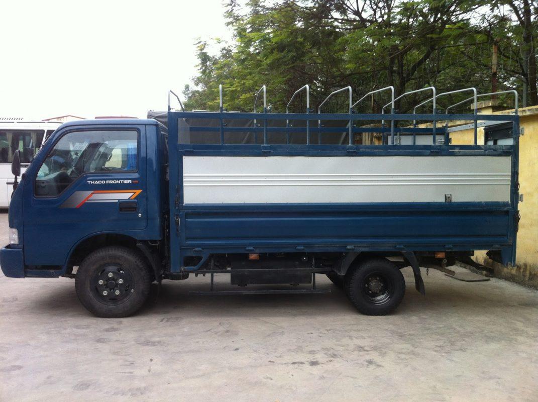 Dịch vụ cho thuê xe tải chở hàng quận Tân Phú