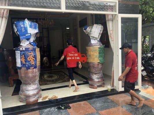 Chuyển nhà trọn gói trọn gói Quận Tân Phú