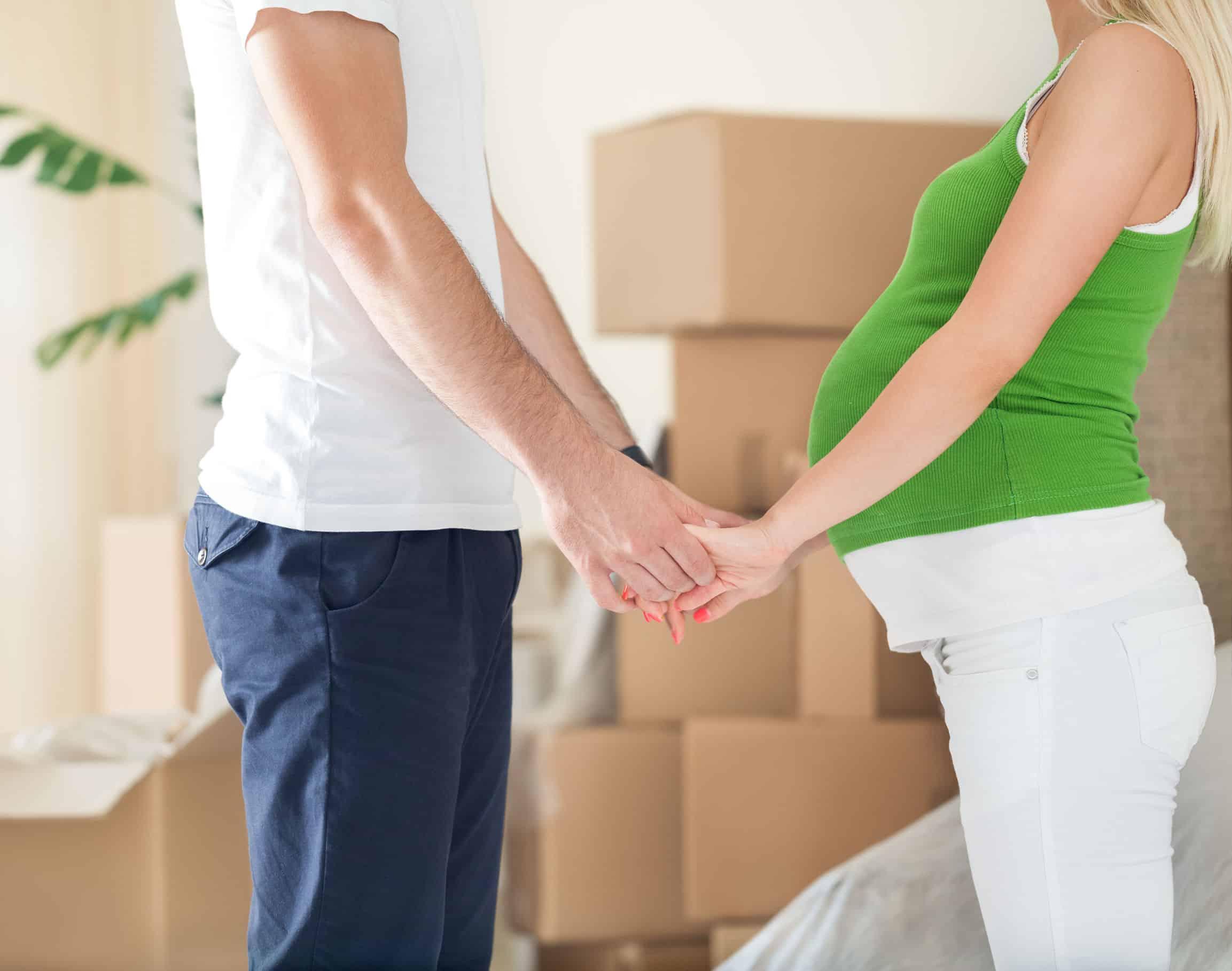 có nên chuyển dọn nhà mới khi mang thai?