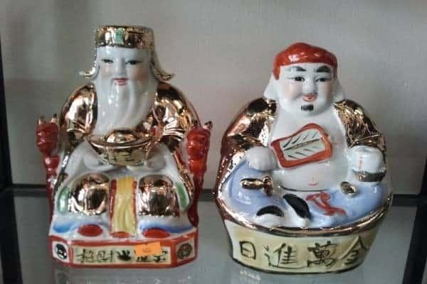 2 vị Thần Tài - Thổ Địa