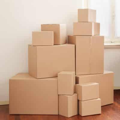 Hộp carton chuyển nhà chất lượng
