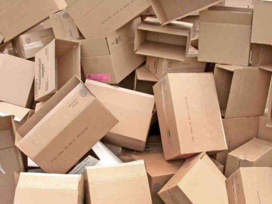Bán hộp giấy carton quận 1
