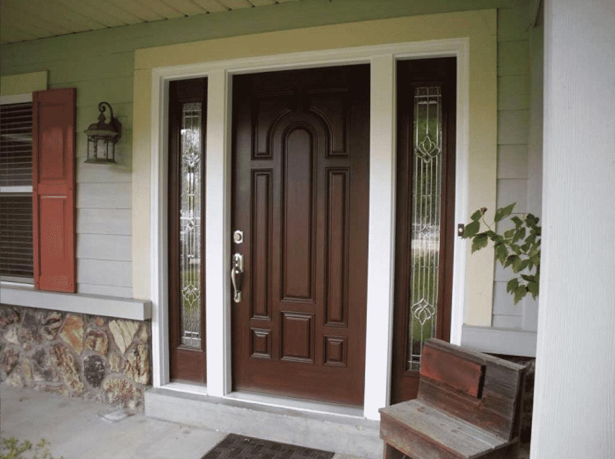 Sử dụng cửa phụ để khắc phục hướng nhà xấu theo tuổi