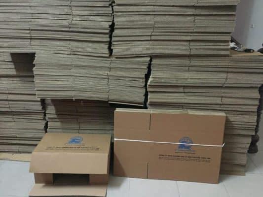 Hộp giấy carton quận 2