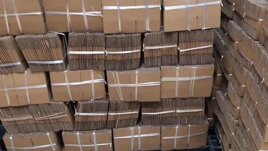 Thùng Carton đa dạng kích thước