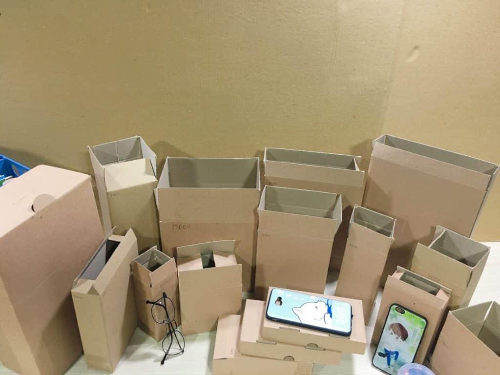 Đơn vị bán thùng carton chuyển nhà giá rẻ