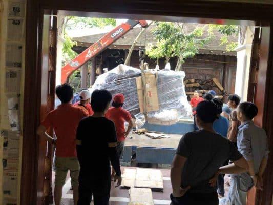 Dịch vụ bốc xếp trọn gói quận Phú Nhuận
