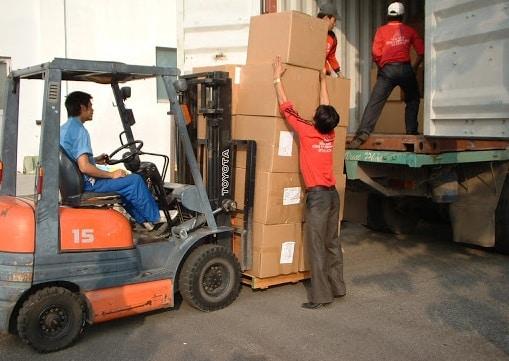 Dịch vụ bốc xếp hàng hóa chuyên nghiệp tphcm