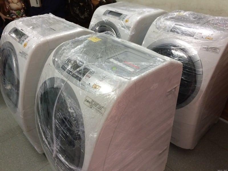 Cách đóng gói máy giặt một cách hiệu quả