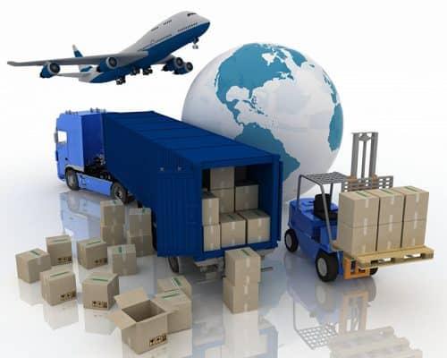 Cách thức tính cước vận chuyển hàng hóa
