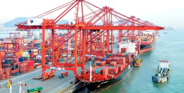 Giá cước vận chuyển hàng hóa đường thủy