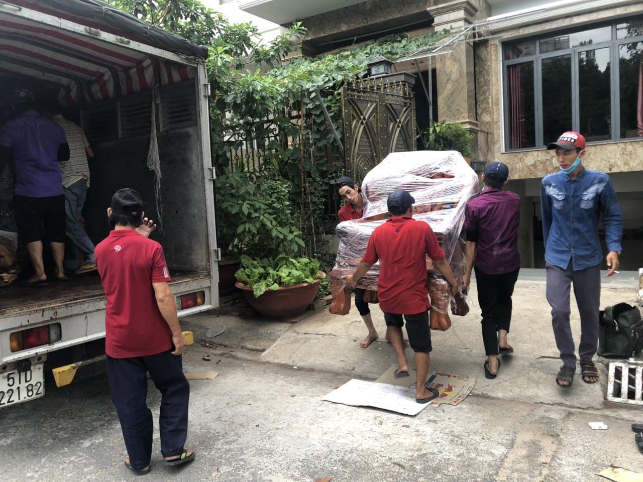 Taxi Tải 24H - Đơn vị chuyển nhà uy tín, chất lượng tại Vũng Tàu