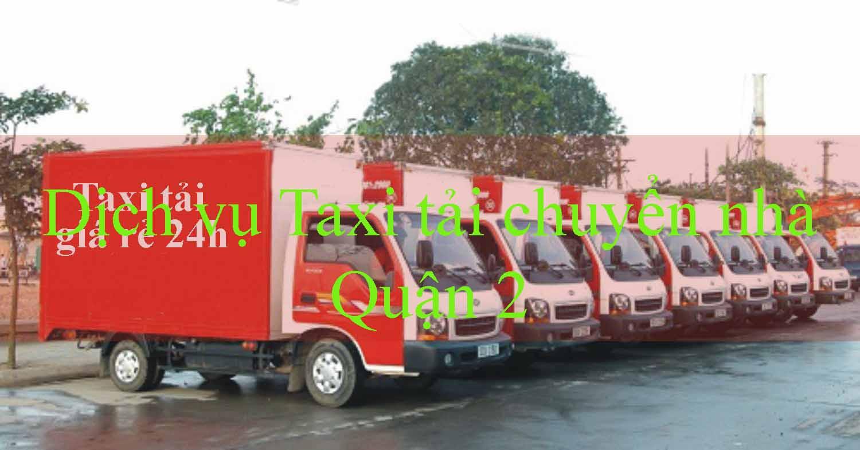 Taxi tải đa dạng kích thước trọng tải
