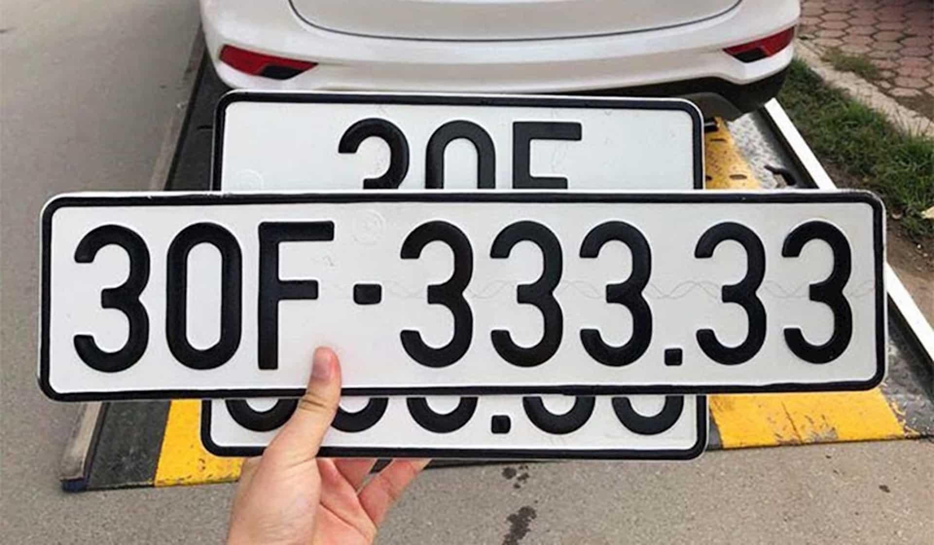 Cách tính biển số xe theo phong thủy - Taxi Tải Giá Rẻ 24H