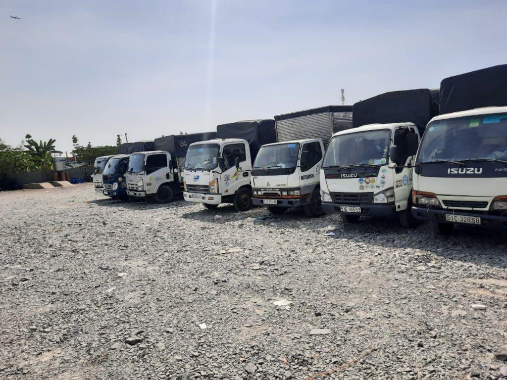 Đơn vị cung cấp dịch vụ vận chuyển hàng hóa