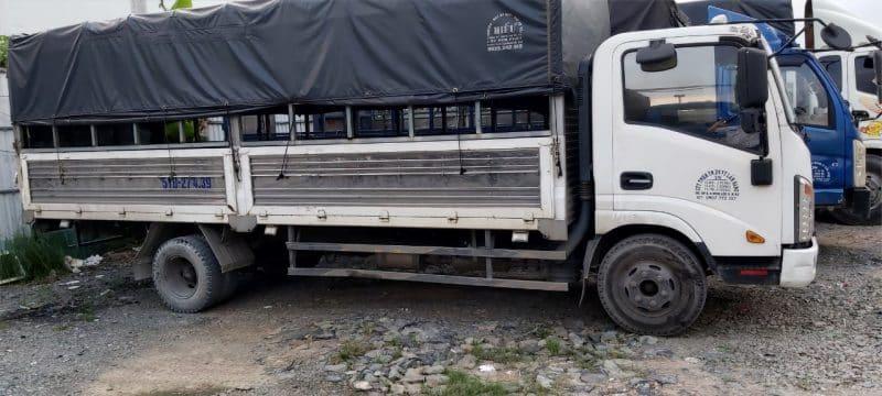 Ưu điểm vàng về dịch vụ cho thuê xe tải chở hàng Sài Gòn - Gia Lai