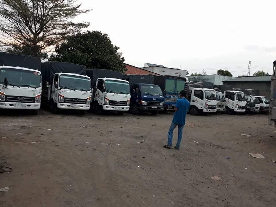 Hệ thống xe tải đa trọng tải có thể đáp ứng mọi yêu cầu của khách hàng