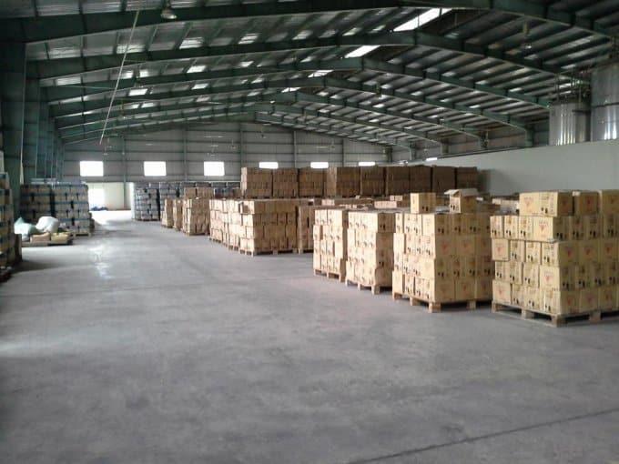 Dịch vụ chuyển nhà xưởng quận 1