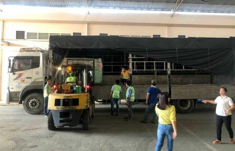 Dịch vụ chuyển kho xưởng trọn gói quận 1