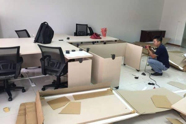 dịch vụ hoàn trả mặt bằng văn phòng Quận Gò Vấp
