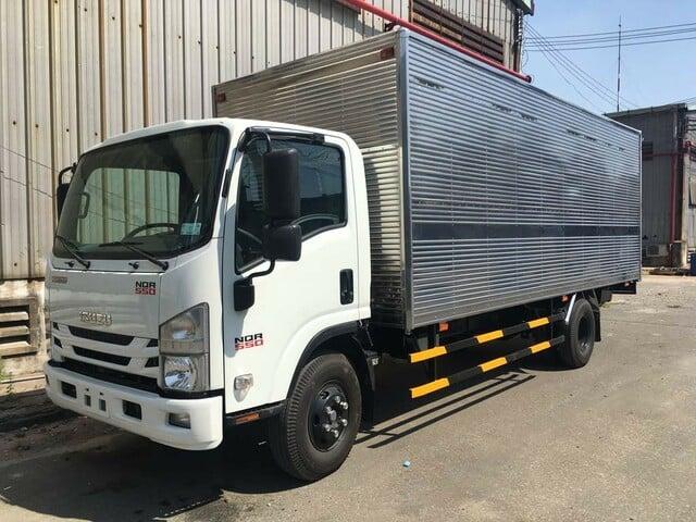 xe tải kích thước 5 tấn