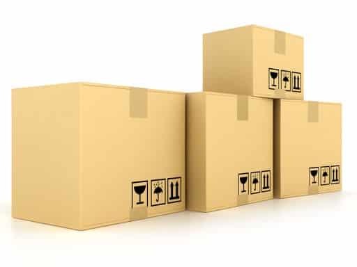 Kích thước thùng carton đi máy bay nên lựa loại nào?