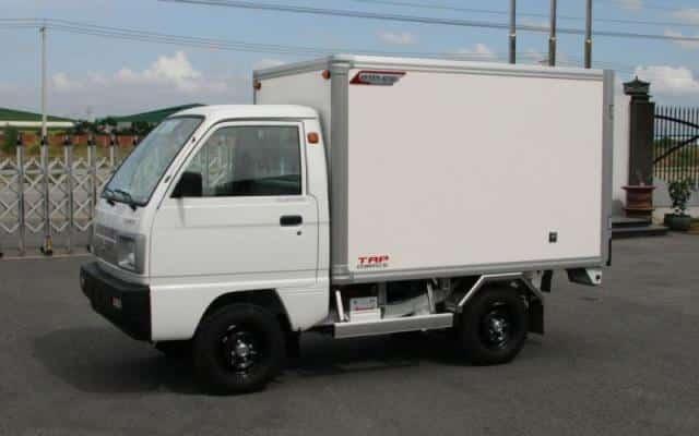 Dịch vụ cho thuê xe tải chở hàng giá rẻ, uy tín
