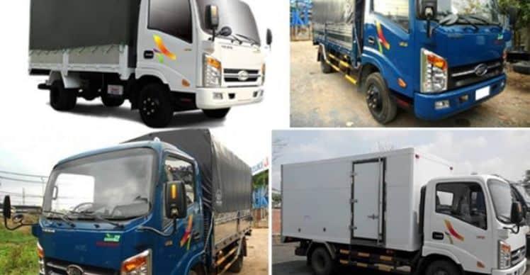 dịch vụ cho thuê xe tải chuyên nghiệp