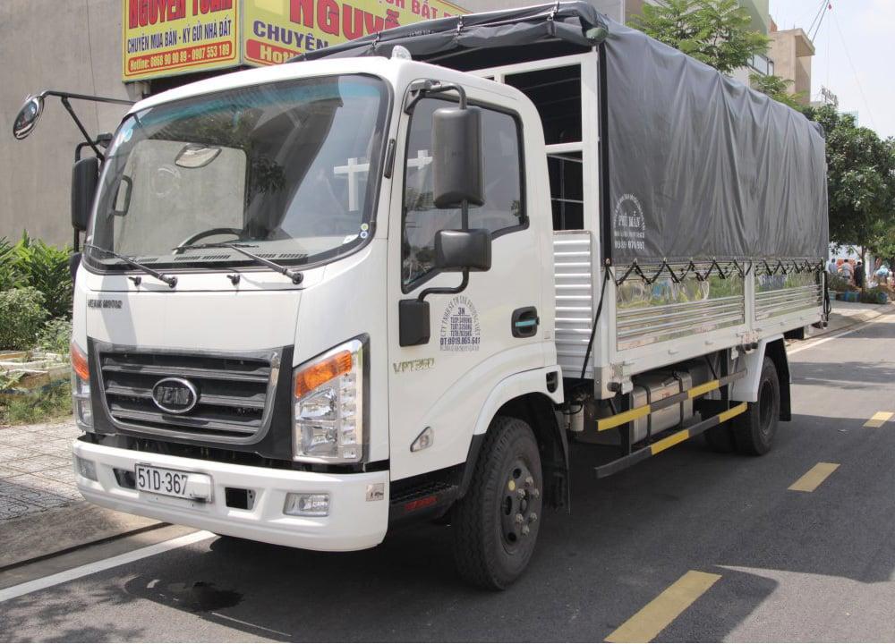 Dịch vụ cho thuê xe tải chở hàng Sài Gòn - Đà Lạt, Lâm Đồng