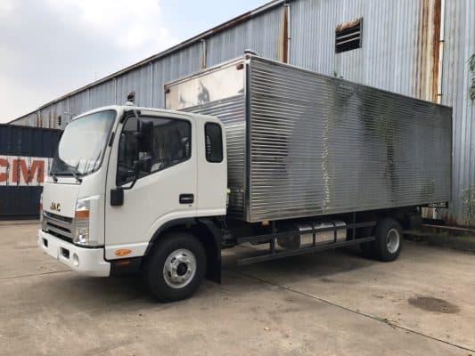 cho thuê xe tải chở hàng Sài Gòn Gia Lai