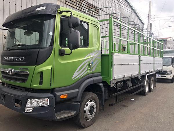 cho thuê xe tải chở hàng Sài Gòn Kon Tum