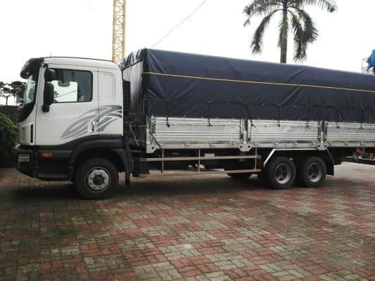 cho thuê xe tải chở hàng Sài Gòn Nha Trang