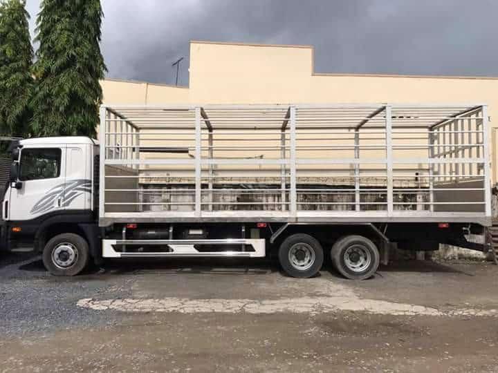 cho thuê xe tải chở hàng Sài Gòn Ninh Thuận