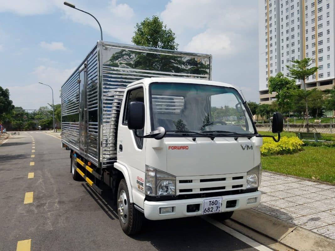 cho thuê xe tải chở hàng sài gòn - bình định