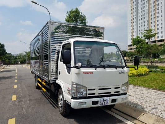 Dịch vụ cho thuê xe tải chở hàng Sài Gòn - Đà Lạt Lâm Đồng uy tín, chất lượng