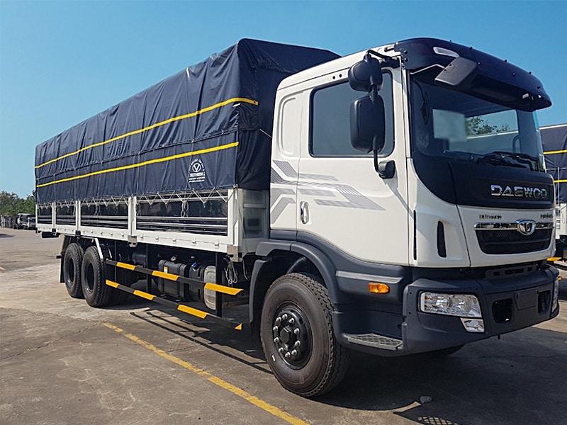 thuê xe tải chở hàng Sài Gòn - Phù Yên