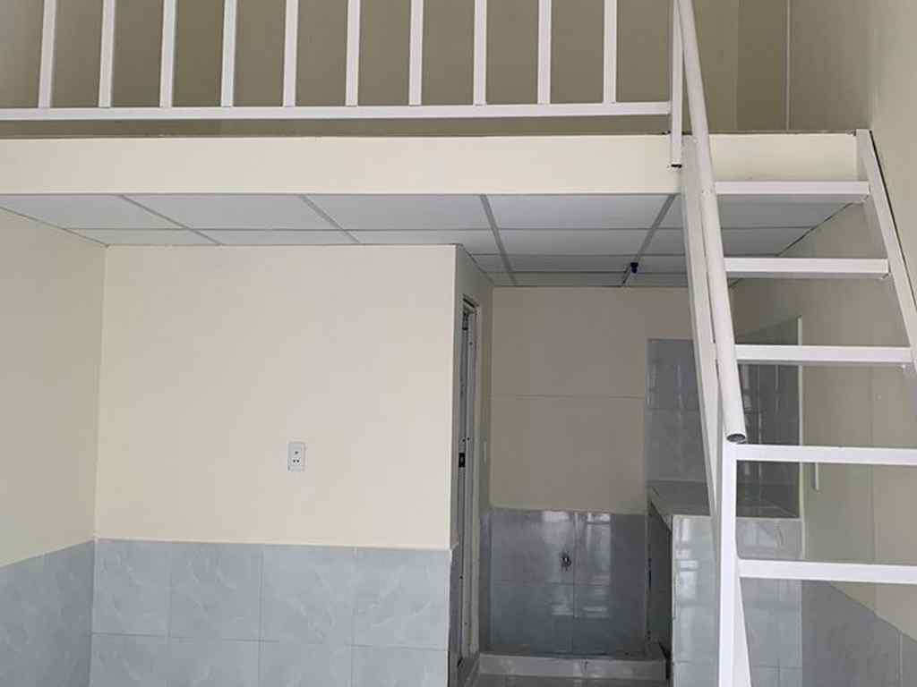 Phòng trọ không có cửa sổ