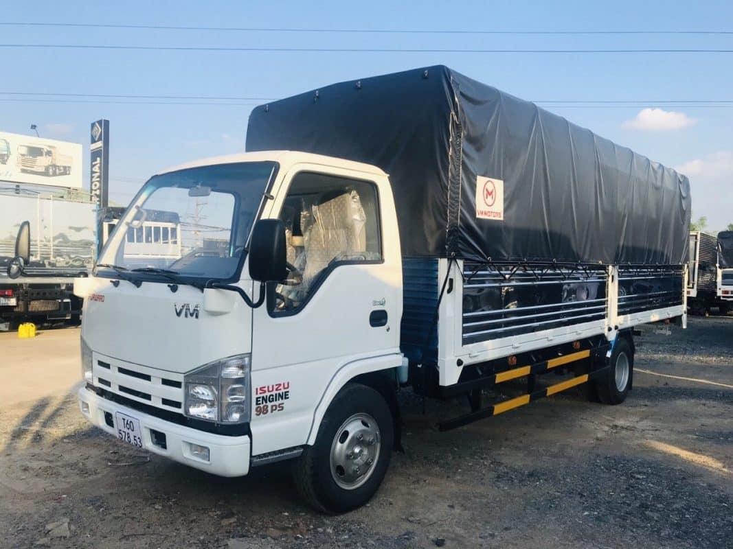 Dịch vụ cho thuê xe tải chở hàng Sài Gòn - Quảng Ngãi