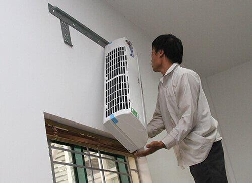 Dịch vụ tháo lắp di dời máy lạnh giá rẻ huyện Nhà Bè - Taxi Tải 24H