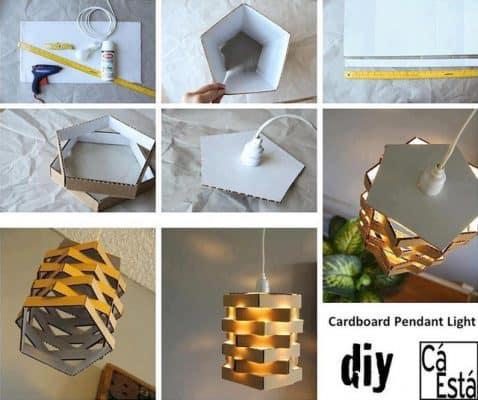 hướng dẫn cách làm đồ handmade từ bìa carton 14