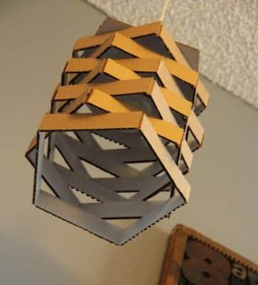 hướng dẫn cách làm đồ handmade từ bìa carton 15