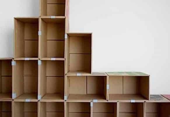 hướng dẫn cách làm đồ handmade từ bìa carton 4