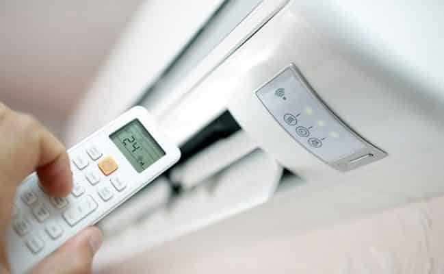 nhiệt độ thấp nhất của máy lạnh