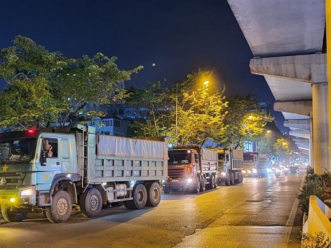 Quy định chung giờ cấm xe tải lưu thông