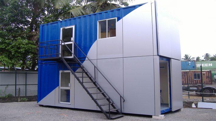 Một số ưu điểm khi sử dụng dịch vụ thuê container văn phòng