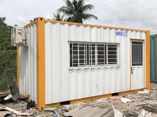 Giá cho thuê container văn phòng tại Taxi Tải Nguyên Lợi