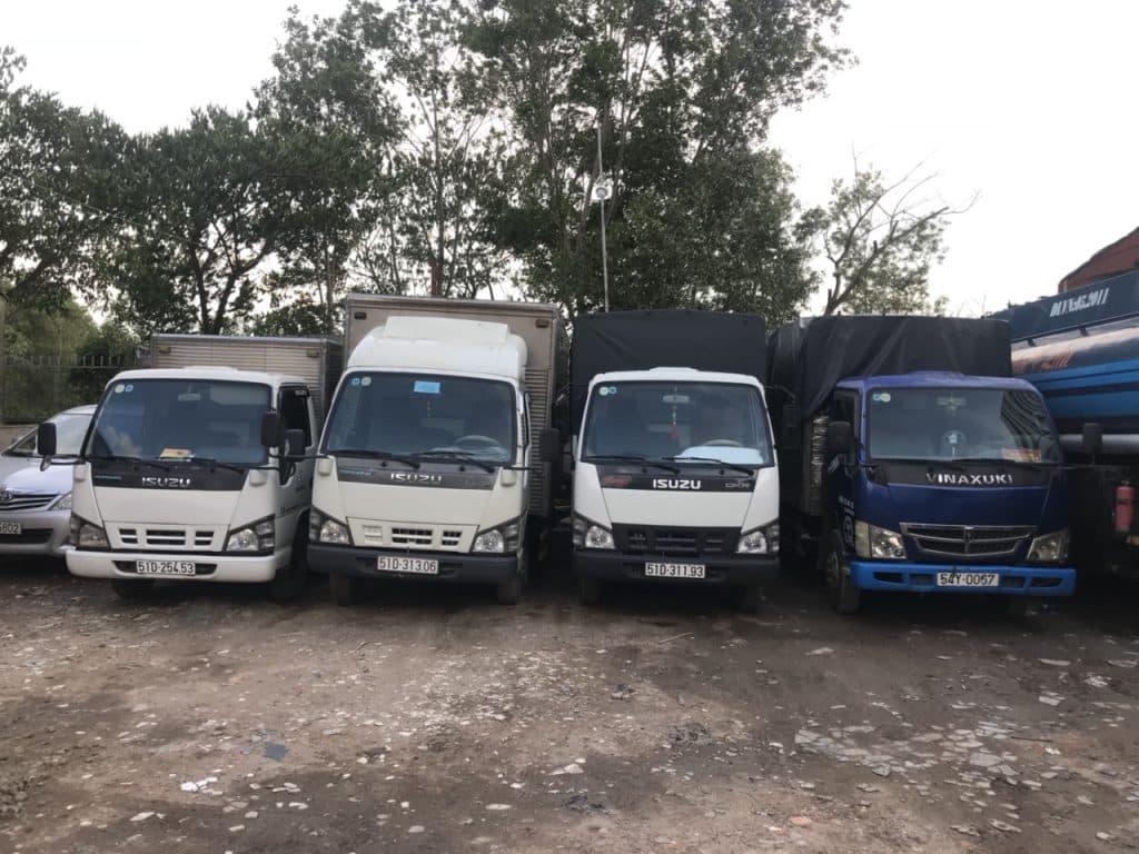 Taxi Tải Nguyên Lợi - Đơn vị cung cấp thuê xe tải uy tín, chất lượng